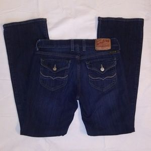 Lucky Brand Jeans - Lucky Brand jeans by Gene Montesano